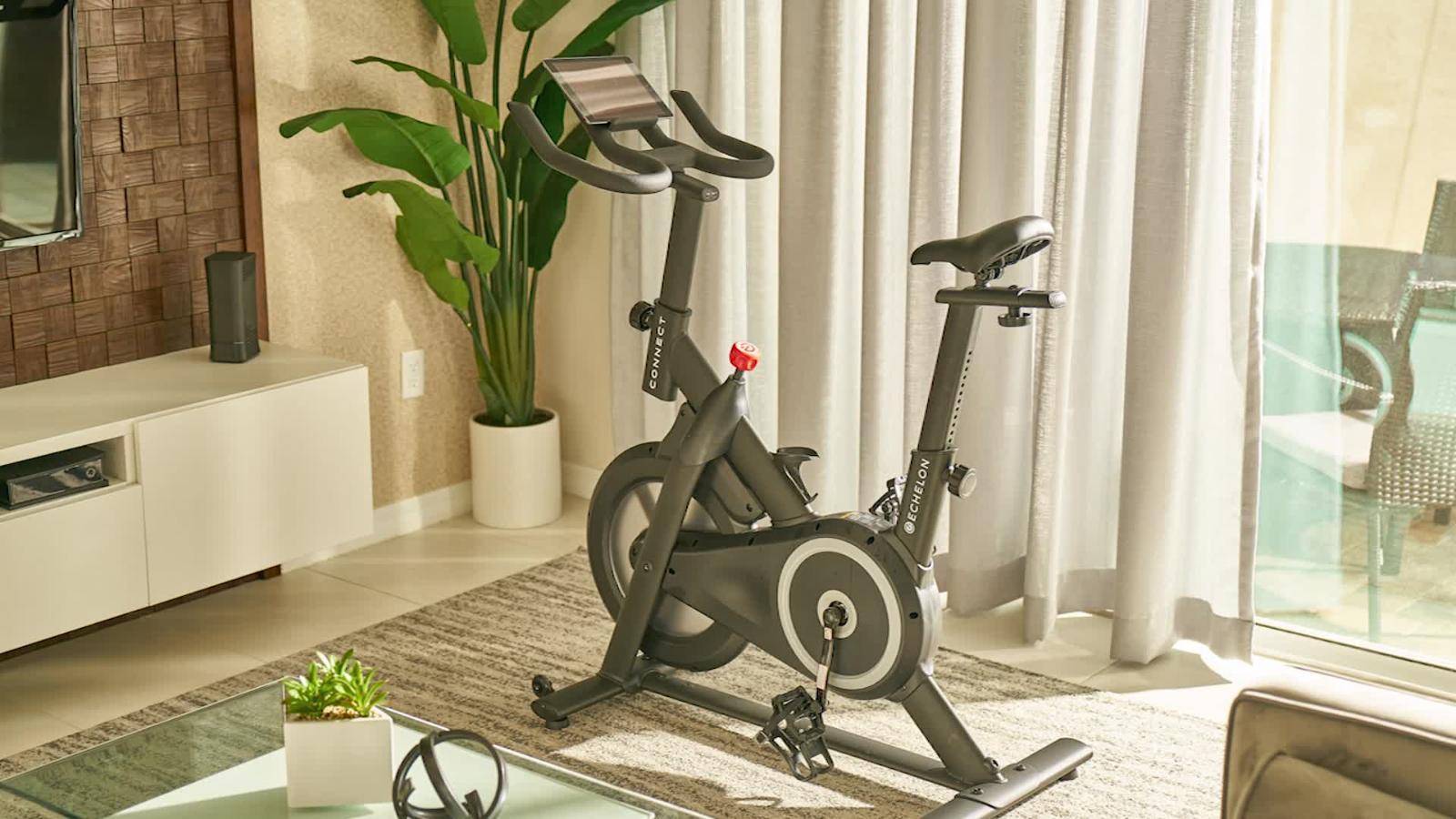 Beneficios de la bicicleta estática