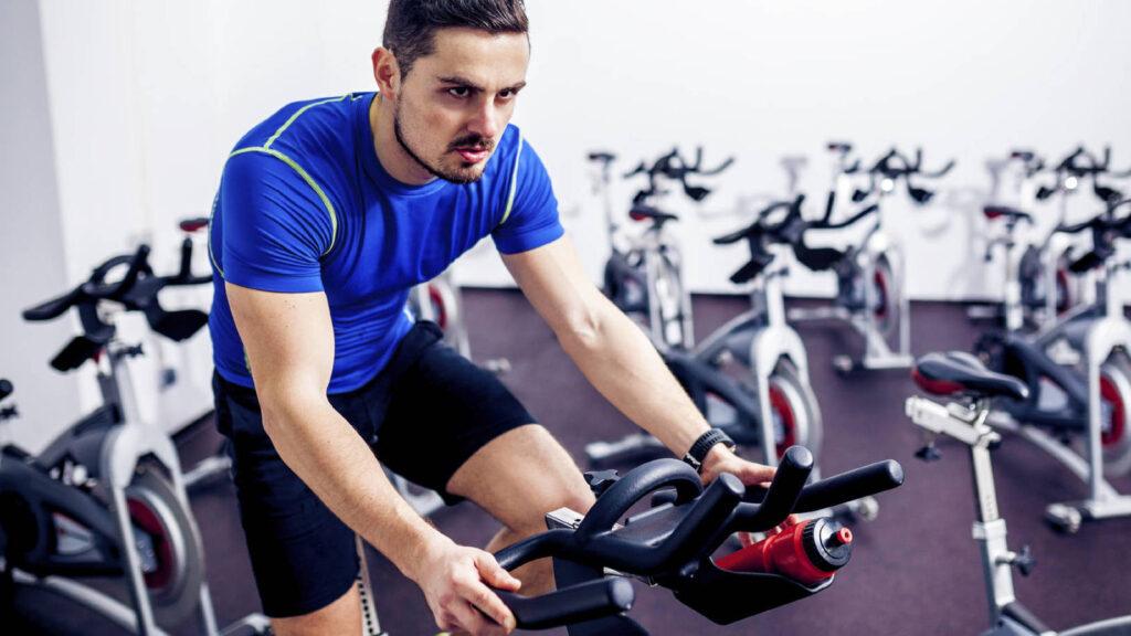 30 Minutos en Bicicleta Estática