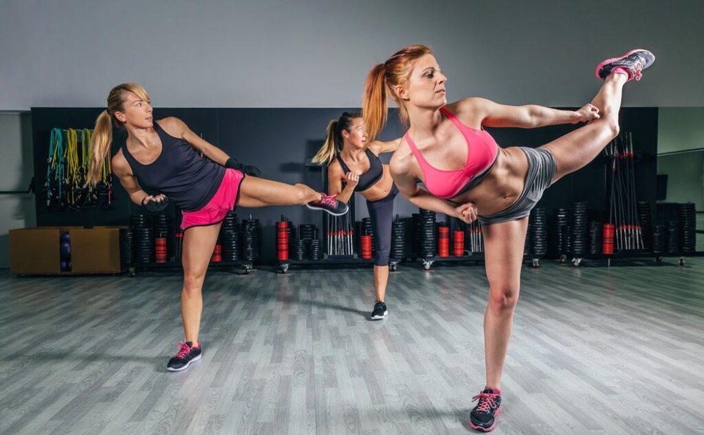Beneficios del Body Combat