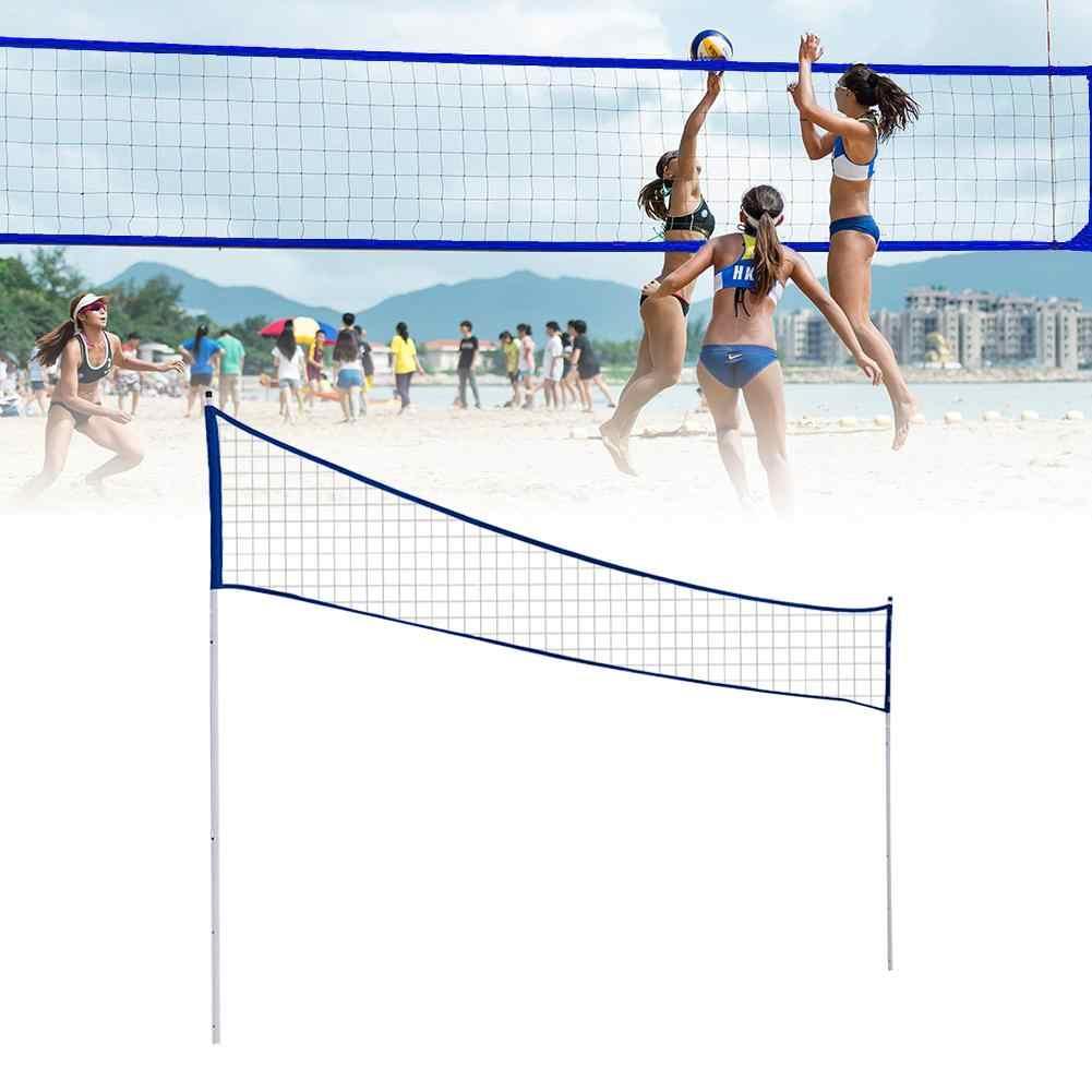 Altura de la red de voleibol