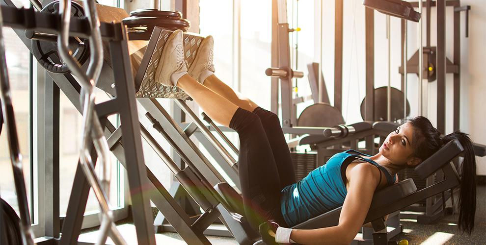 ejercicios en gym para gluteos