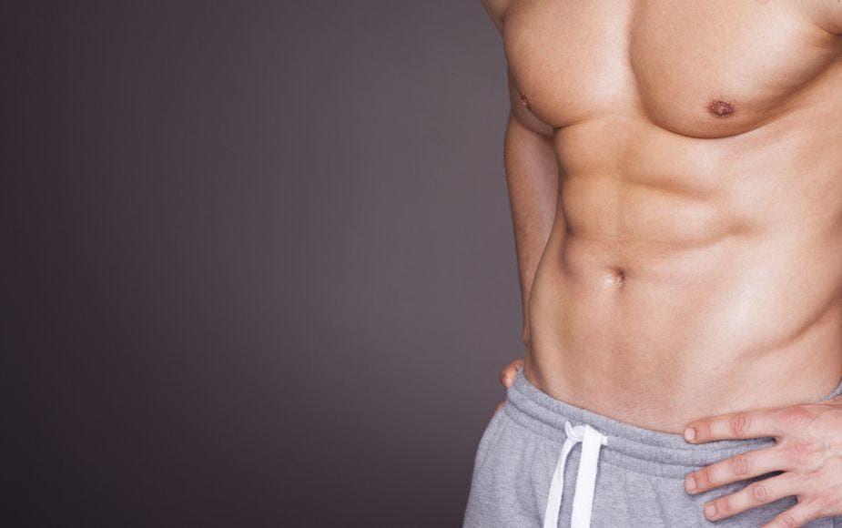 electroestimulación de abdominales