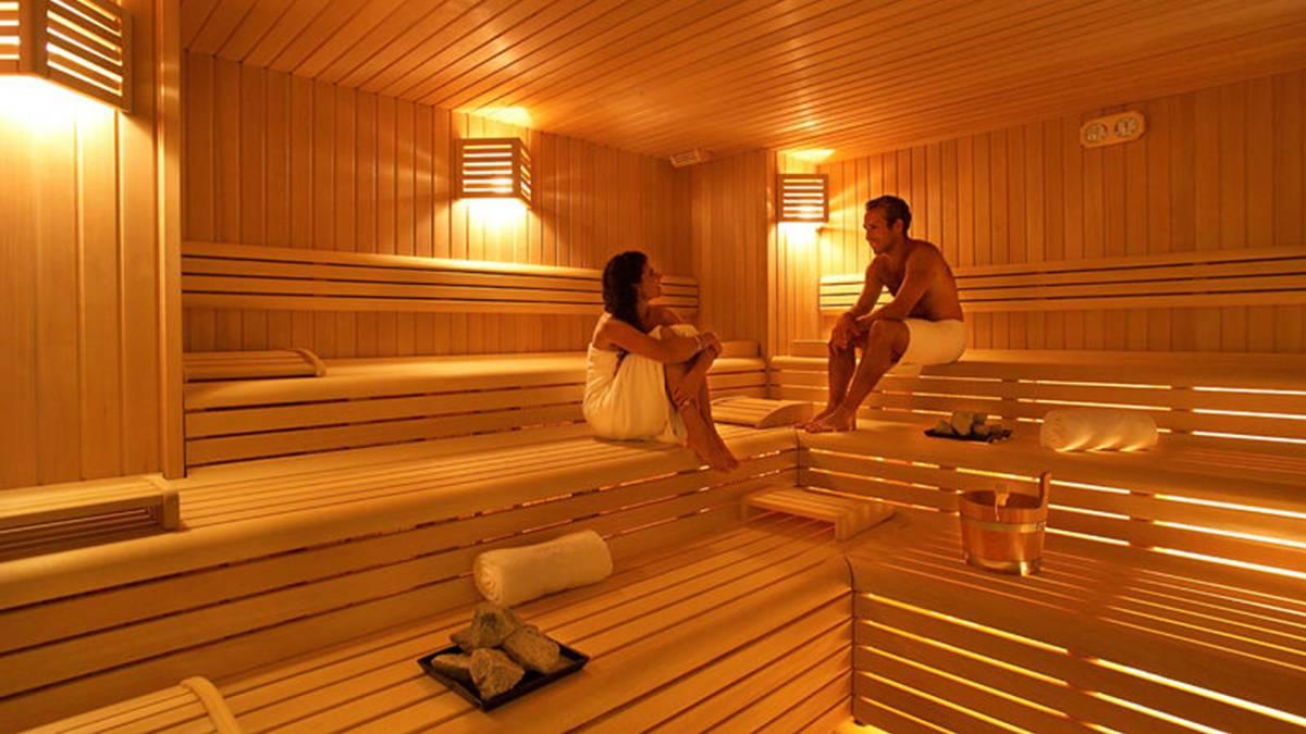 Para que sirve la sauna